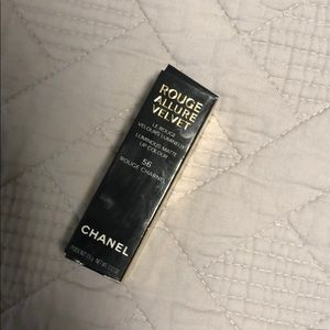 Chanel 56 Rouge charnel lipstick
